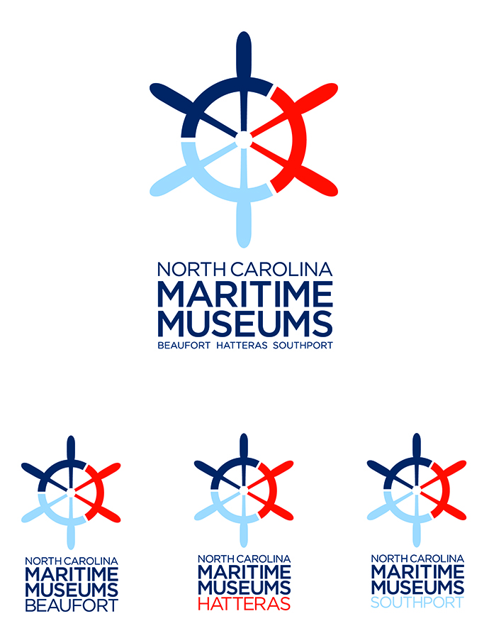 North Carolina Maritime Museum Logo