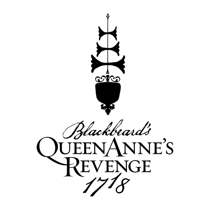 Blackbeard Queen Anne's Revenge Logo